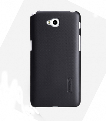Чехол Nillkin Super Frosted Shield для LG G Pro Lite D686 Black