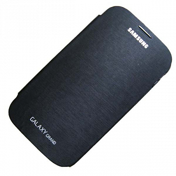 Чехол Flip Cover для Samsung Galaxy Grand i9082 Black