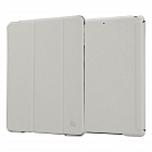 Чехол JisonCase Smart Leather Case Premium Edition для IPad Air White
