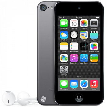 Apple iPod touch 5 16Gb Space Grey