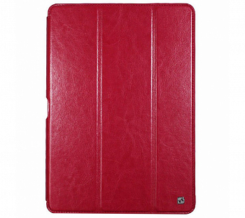Чехол Hoco Crystal Series Leather case for Samsung Galaxy note 10.1 p6000/p6010/p6050 Rose Red