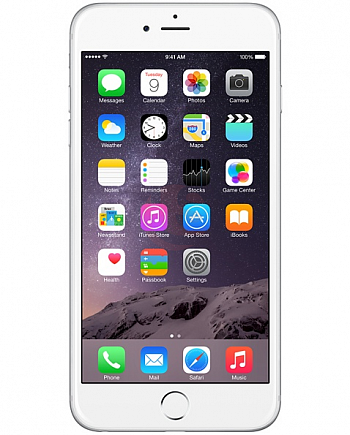 Apple iPhone 6 Plus 16Gb (MGA92RU/A) A1524 4G LTE Silver РСТ