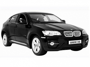 iCess Car BMW X6 машинка для iOS/Android Black