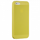 Чехол OZAKI для Apple IPhone 5 O!coat Spring Bird of Paradise Yellow