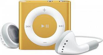 Apple iPod shuffle 4 2Gb Orange