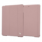 Чехол JisonCase Smart Leather Case Premium Edition для IPad Air Pink