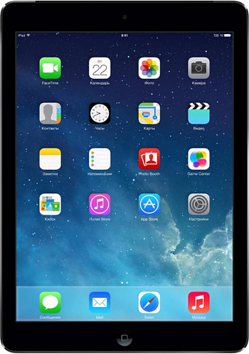 Apple iPad Air 16Gb Wi-Fi + Cellular 4G LTE Space Gray