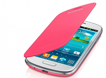 Чехол Flip Cover для Samsung Galaxy Grand i9082 Pink