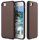 Накладка Rock Origin Series Textured для Iphone 7 Brown