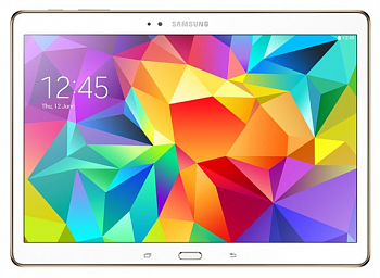 Samsung T805 Galaxy Tab S 10.5 16Gb LTE White РСТ
