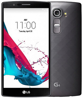 LG G4 H818p 32GB Dual Sim Metallic Grey