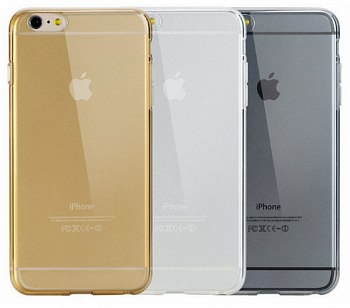 Накладка Rock Ultrathin Slim Jacked для Apple Iphone 6 4.7 Gold