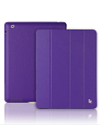Чехол JisonCase Smart Leather Case Premium Edition для IPad Air Purple