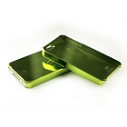 ION Zero Iridium Cover Lime Green for iPhone 4