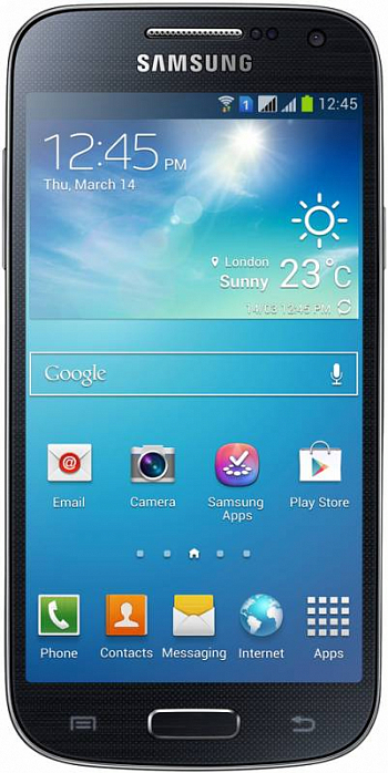 Samsung I9192 Galaxy S4 mini Duos Black РСТ