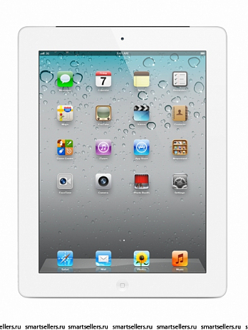 Apple iPad 3 new 64Gb Wi-Fi + 4G White