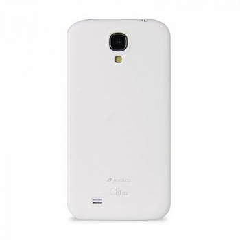 Накладка на заднюю часть Melkco Ultra Air PP 0.4 mm для Samsung Galaxy Mega 5.8 I9150 / I9152 White