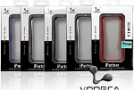 Бампер  Voorca  for IPhone 4 Rim case white