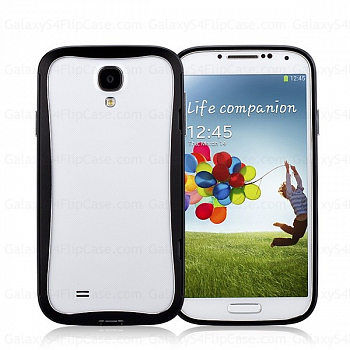 Бампер Momax Galaxy S4 i9500 Black