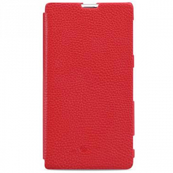 Чехол SIPO H-series для Sony Xperia T2 Ultra D5303 Book Type Red