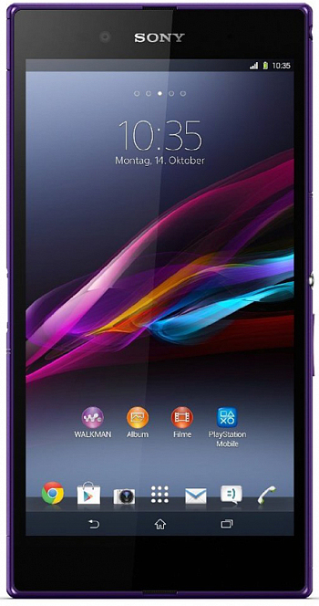 Sony Xperia Z Ultra C6802 Purple