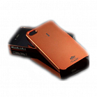 ION Zero Iridium Cover Copper for iPhone 4