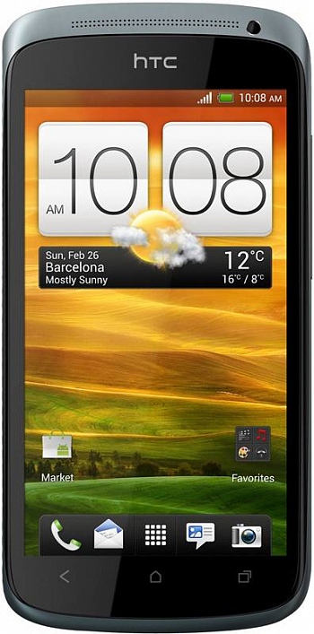 HTC One S Z520e Grey