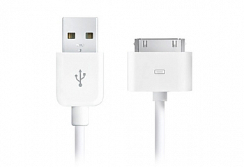 Кабель Apple Dock Connector to USB для iPhone/iPod/iPad