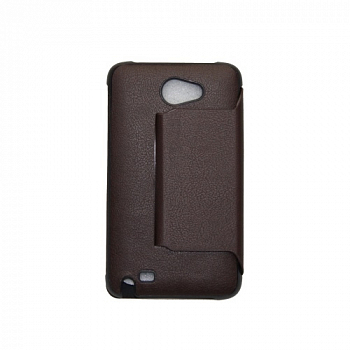Чехол Case with Stand для Samsung GALAXY Note II Brown