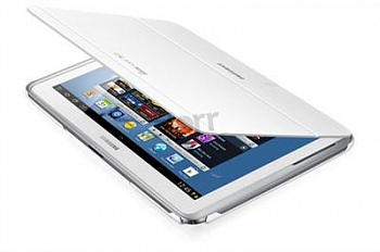 Чехол для Samsung GALAXY Note N8000 White