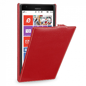 Чехол Melkco Leather Case for Nokia Lumia 1520 Jacka Type Red