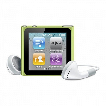 Apple iPod nano 6 16Gb Green