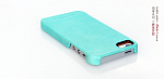 Чехол Borofone General CoverCase back для Apple iPhone 5 Blue