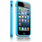 Бампер Apple MC597ZM/A для IPhone 5 / 5S Blue