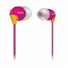 Наушники Philips SHE3580 Red