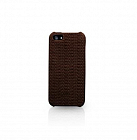 Чехол Kajsa Resort Collection для iPhone 5 Brown
