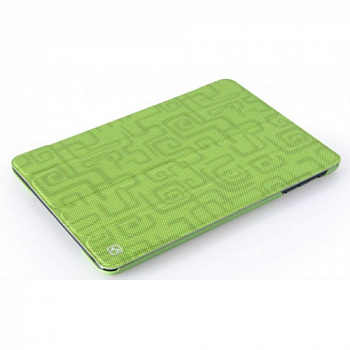 Чехол HOCO Exclusively Leather Case для iPad mini Green