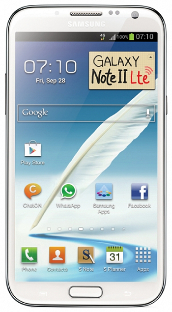 Samsung N7105 GALAXY Note II 4G LTE 16Gb White