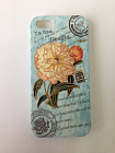 Чехол для Apple iPhone 5 Cath Kidston Lacquered Shell Case Flowers 4