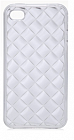 Чехол  Voorca  for IPhone 4 Diamond case  white
