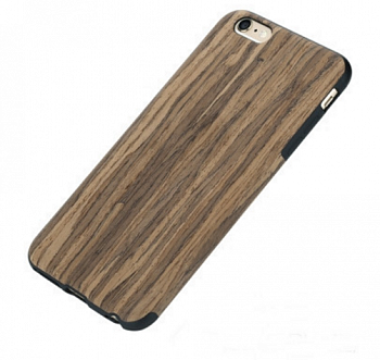 Накладка Rock Origin Series Grained для Iphone 6/6S 4.7 Rosewood