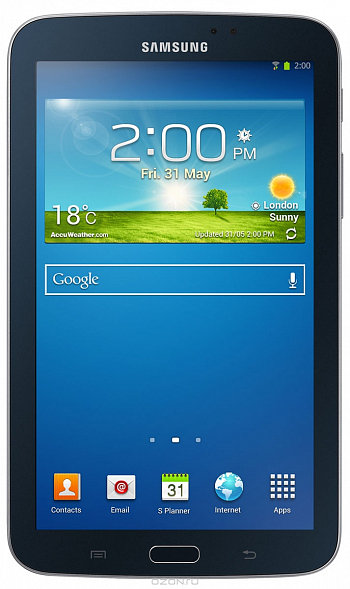Samsung T210 Galaxy Tab 3 7.0 8Gb Black РСТ