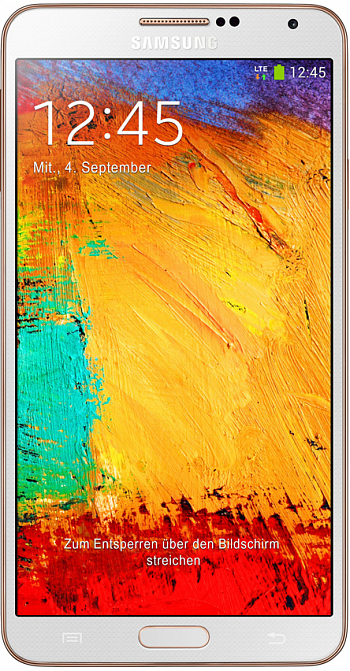 Samsung N9005 Galaxy Note 3 16Gb 4G LTE Gold White