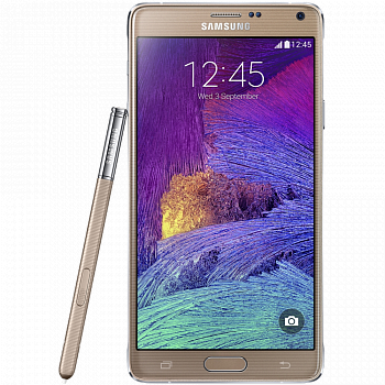 Samsung N910C Galaxy Note 4 Gold