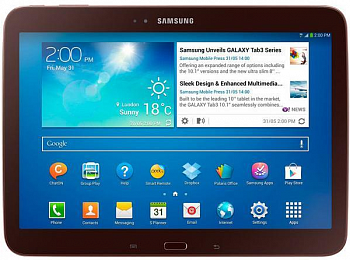 Samsung P5210 Galaxy Tab 3 10.1 16Gb Gold/Brown РСТ
