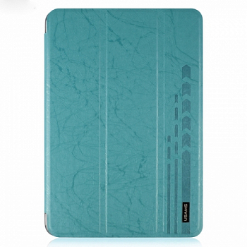 Чехол Usams Jane Series для Apple iPad mini 2 blue