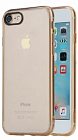 Накладка Rock Pure Series для Iphone 7 Transparent/Gold