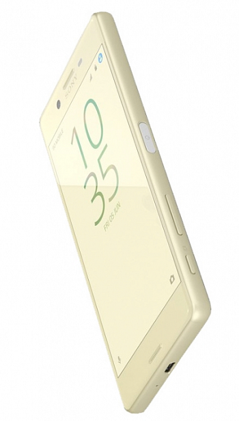 Sony Xperia X Performance Lime Gold