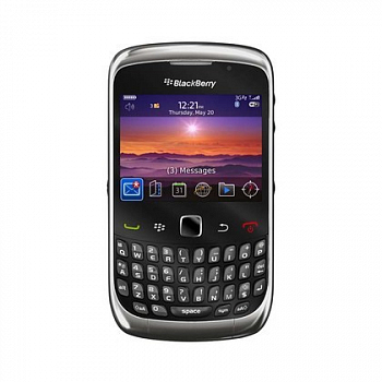 Blackberry Curve 3G 9300 Black