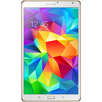 Samsung T705 Galaxy Tab S 8.4 16Gb LTE White РСТ
